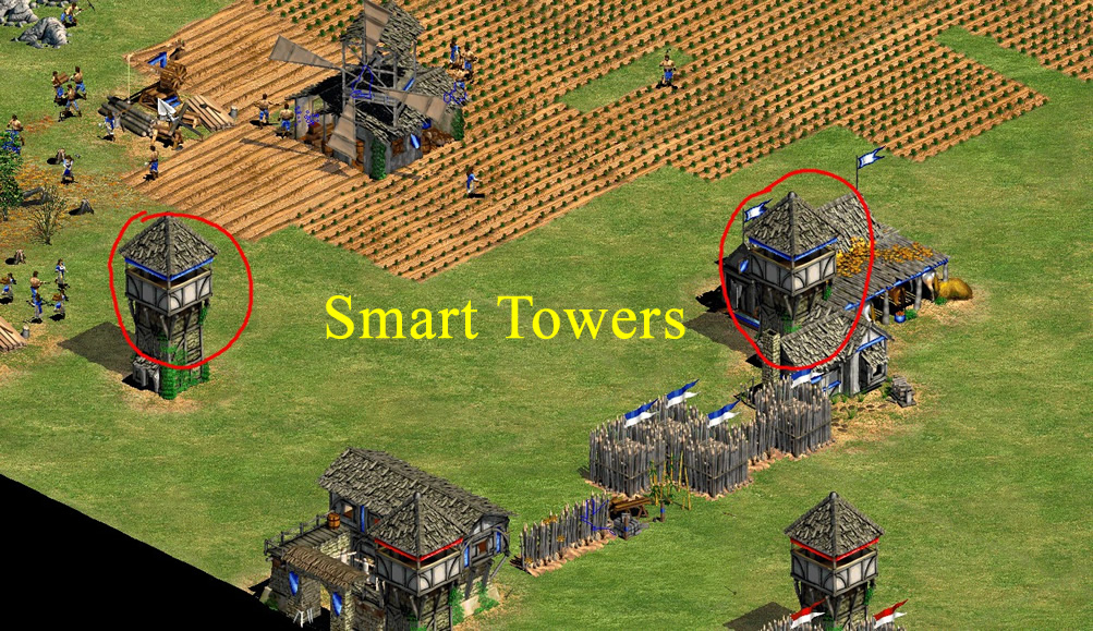 smart tower