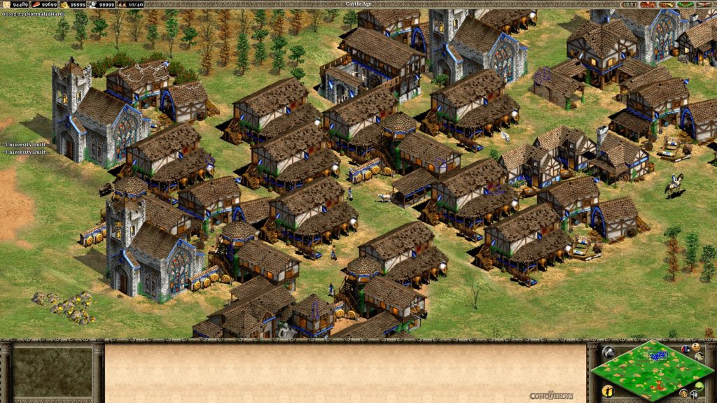 Age of empires 2 hotkeys