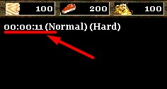 how to enable time age of empires 2