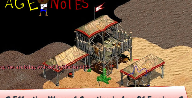 3 Effective Ways of Scouting in Age Of Empires 2