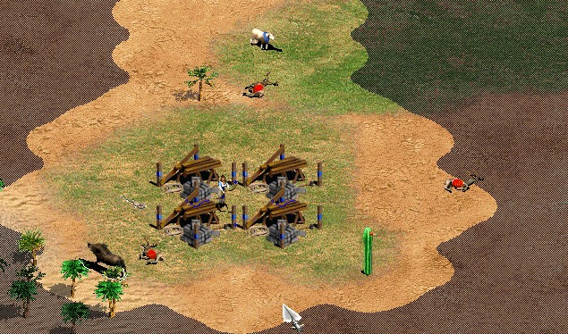 laming hunted animals age of empires 2