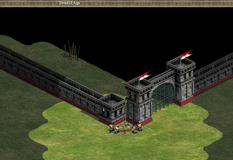 tower hop Age of Empires 2