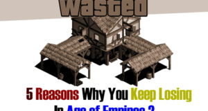5 Reasons Why You Keep Losing In Age of Empires 2