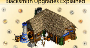 age of empires 2 blacksmith explained
