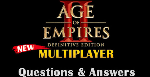 Questions & Answers For AoE2 DE Brand-new Multiplayer