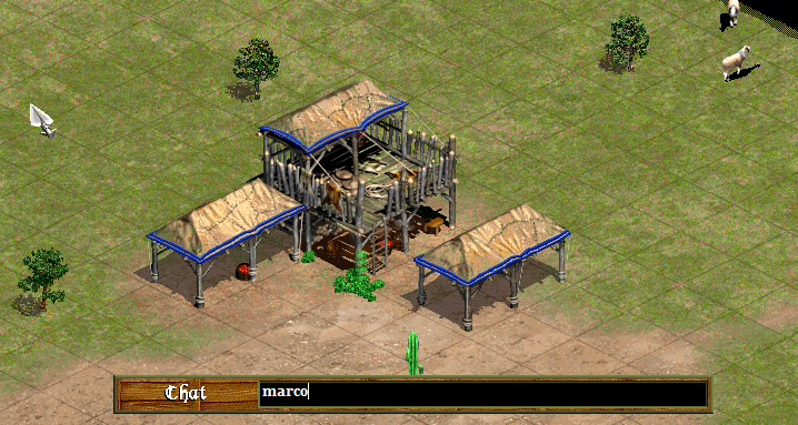 cheat codes age of empires 2