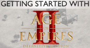 getting started with Age of Empires 2 Definitive