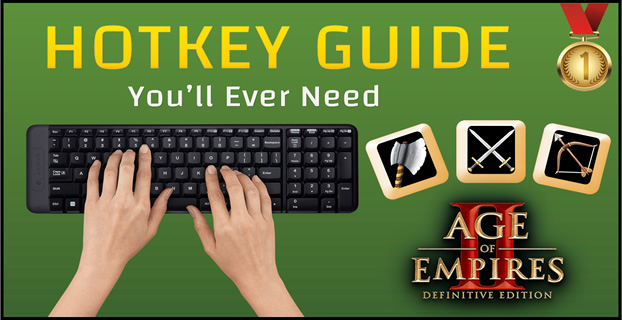 Age of empires 2 definitive edition hotkeys guide