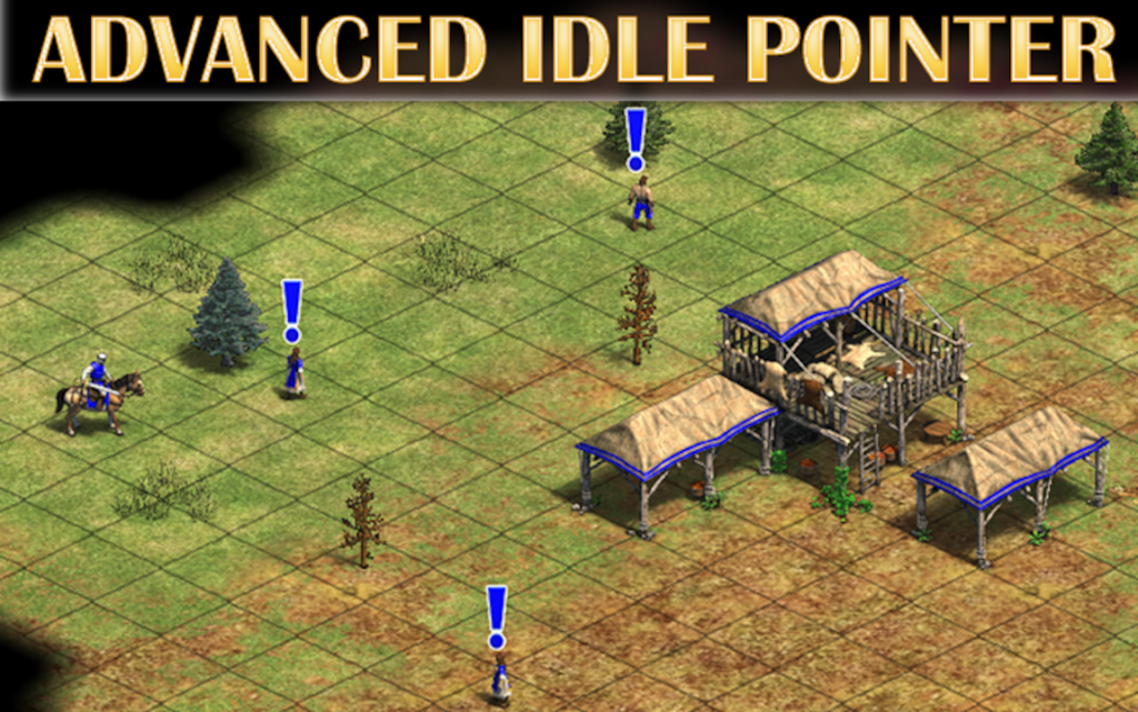 advanced idle pointer for age of empires 2 definitive edition