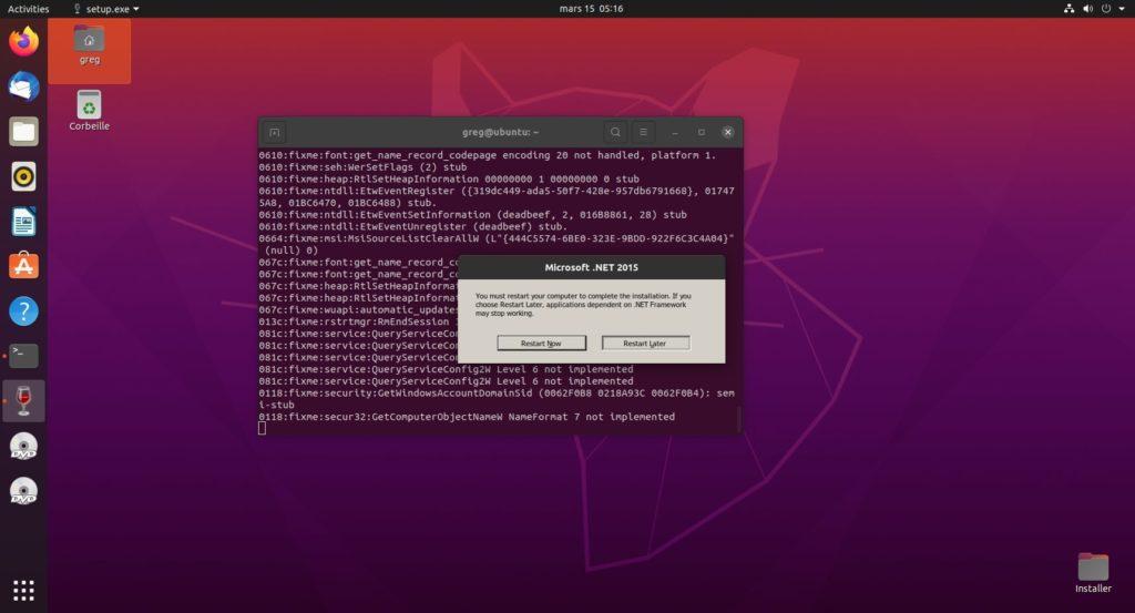 13. .Net 4.6 - do not reboot
