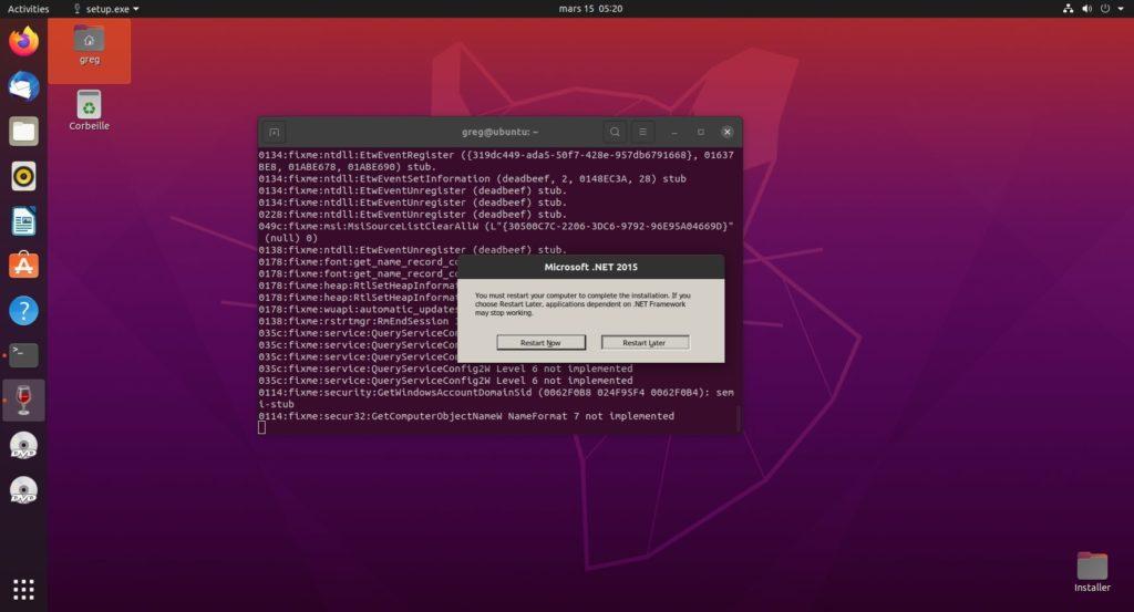 17. .Net 4.6.1 - Do not reboot